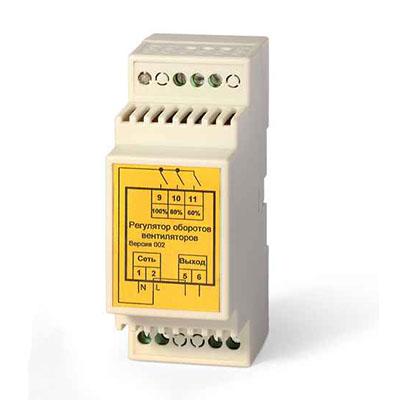Купить Techno Блок регулирования скоростью вращения вентиляторов ~220 В БРС-150/220