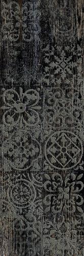 Купить Керамическая плитка Lb-Ceramics Венский лес 3606-0022 Черный Декор 19, 9x60, 3, Россия