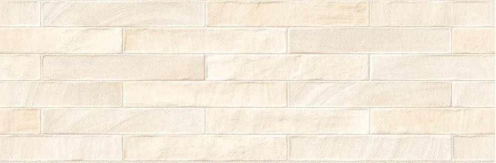 Купить Керамическая плитка Emigres Brick beige настенная 25x75, Испания