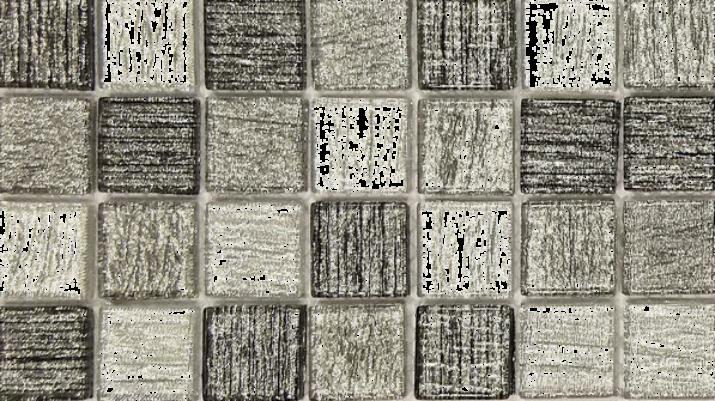 Купить Мозаика Caramelle Mosaic Silk Way Black Tissue (2, 3x2, 3) 29, 8x29, 8, Китай