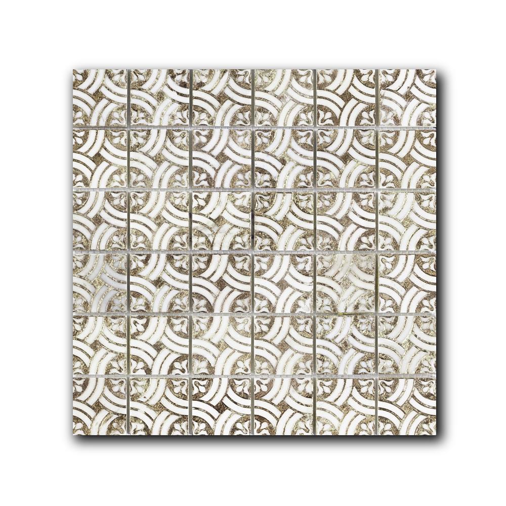 Купить Мозаика Art&Natura Equilibrio 050B (4, 8х4, 8) 30х30, Италия