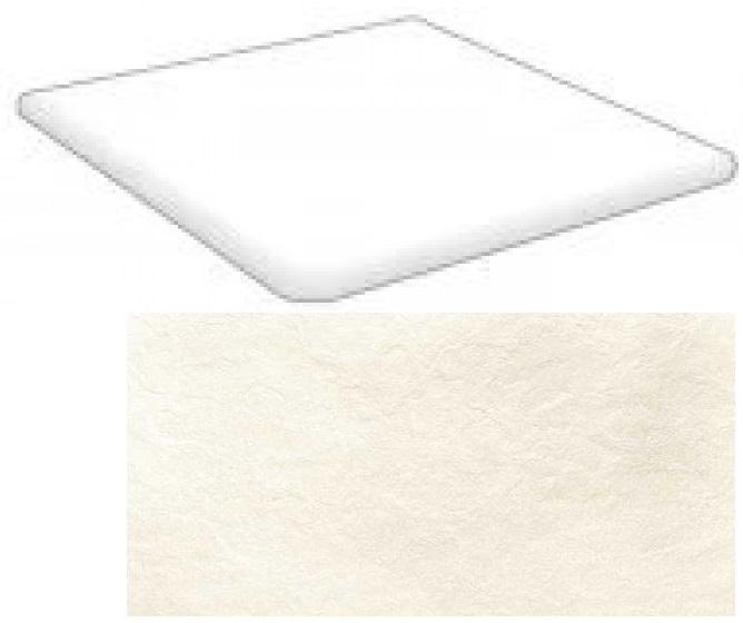 Купить Ступень Seranit Riverstone White угловая 33x120, Турция