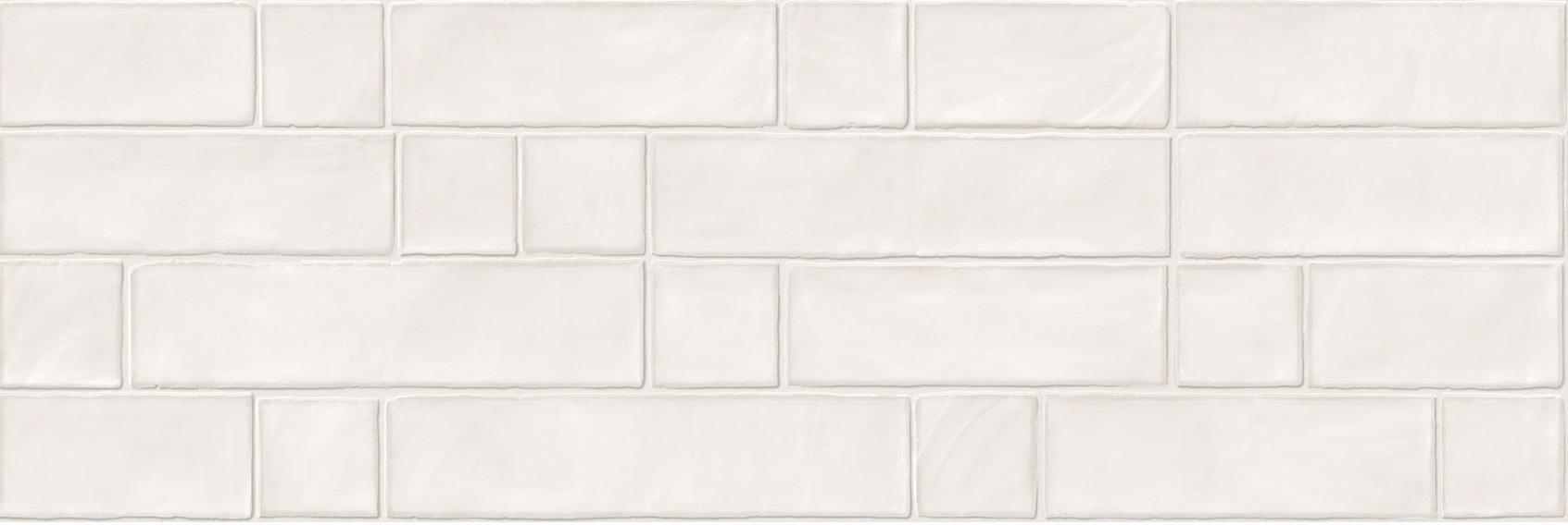 Купить Керамическая плитка Azteca Atelier Muretto Bianco настенная 30x90, Испания