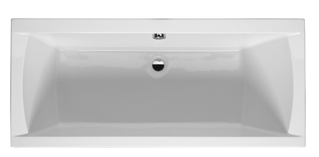 Купить Акриловая ванна Riho Julia 160x70 без гидромассажа, Чехия
