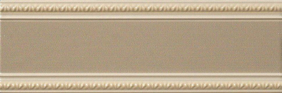Керамическая плитка Vallelunga Lirica P17047 Tortora Listello бордюр 10x30