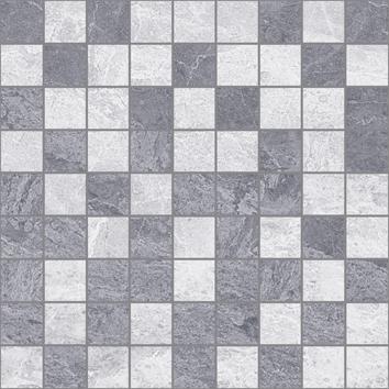 Купить Керамическая плитка Ceramica Classic Pegas Мозаика 30х30 т.серый+серый, Россия