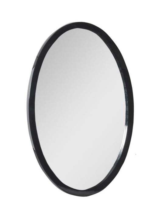 Купить Зеркало Aquanet Сопрано 70 черный 00169611, Россия