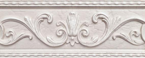 Купить Керамическая плитка Tender Marble Бордюр 1 бежевый 1502-0606 8х20, Lb-Ceramics, Россия