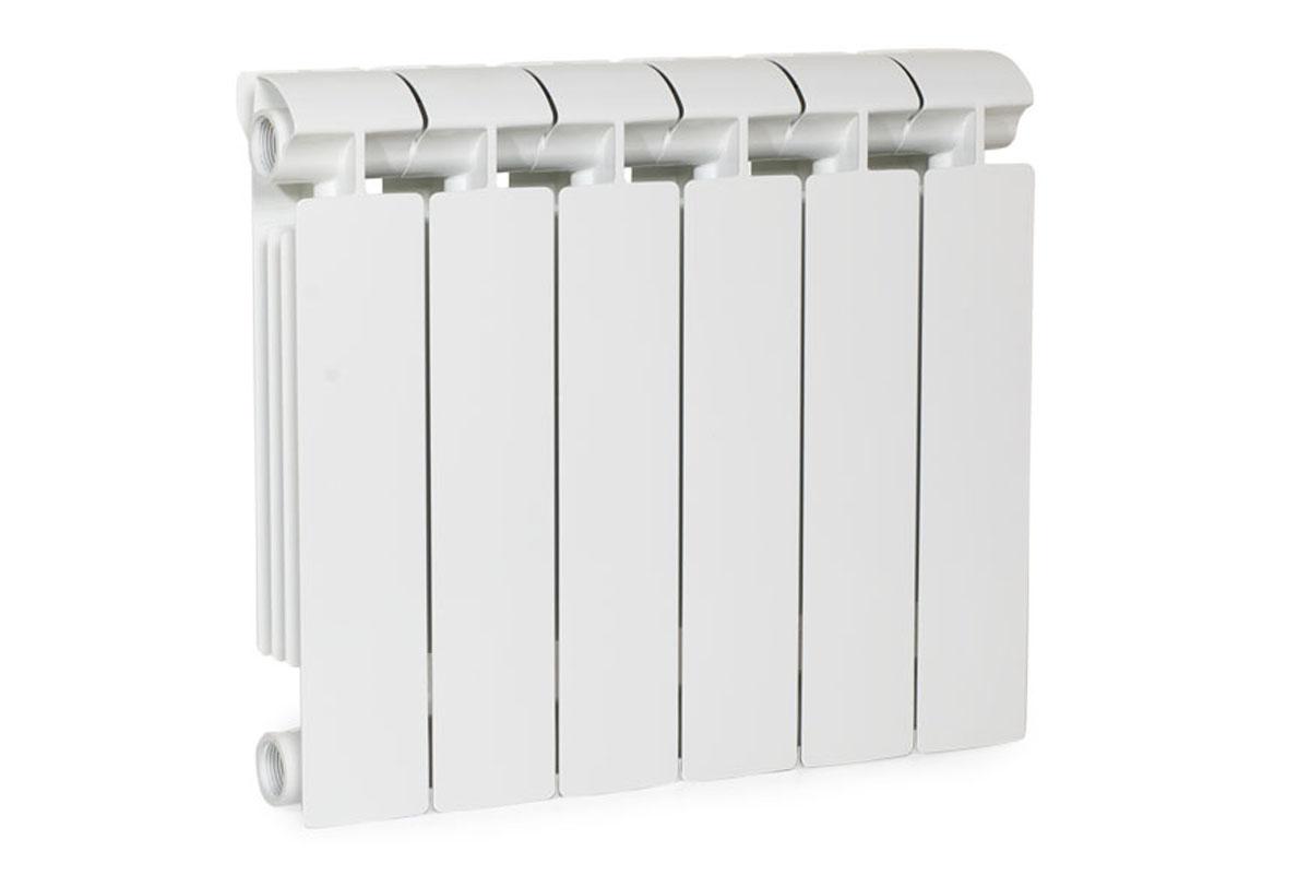 Купить Секционный биметаллический радиатор Global Style Extra 350 11 cекций Глобал Стайл Экстра, Италия