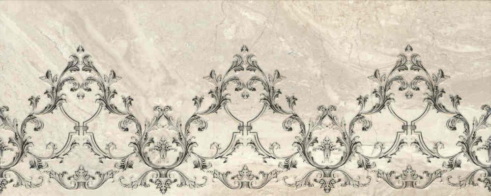 Купить Керамогранит Kutahya Talya Luks Decor Bone декор 30x75, Турция