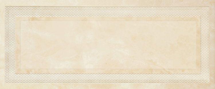Купить Керамическая плитка Gracia Ceramica Palladio beige 02 Декор 25x60, Россия