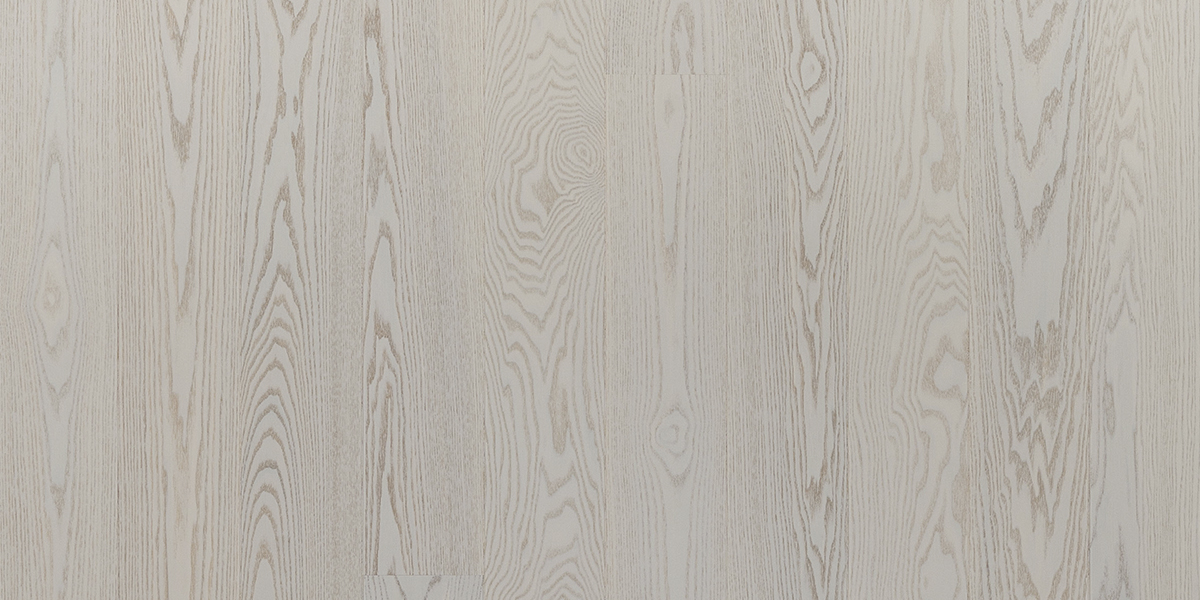 Купить Паркетная доска Floorwood 138 ASH Madison Premium White Matt LAC 1S (Ясень Кантри), Россия