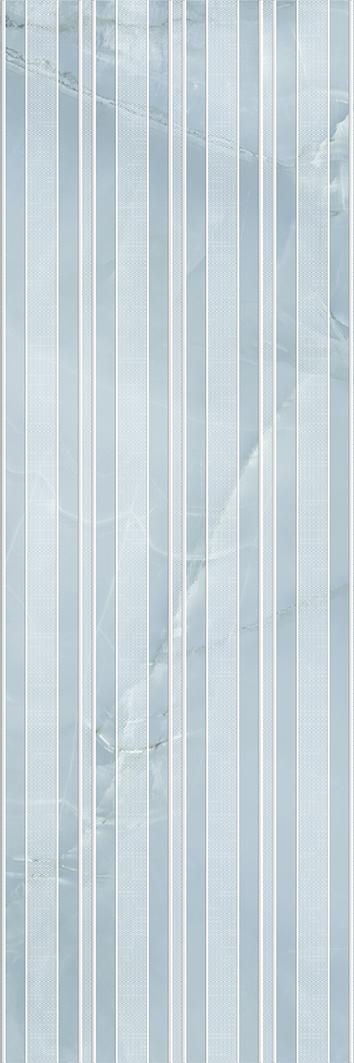 Купить Керамическая плитка Stazia blue Декор 02 30х90, Gracia Ceramica, Россия
