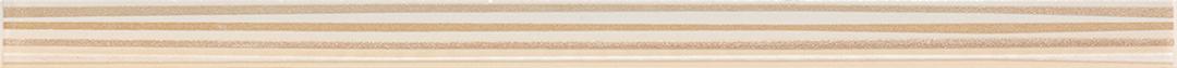 Купить Керамическая плитка Paul Ceramiche Skyfall PSFL11 Listello Goldeneye Beige СБ116 бордюр 3, 8x60, Италия