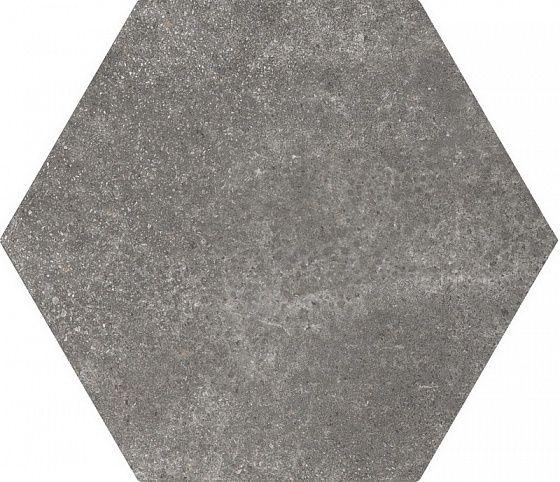 Купить Керамогранит Equipe Hexatile 22094 Cement Black 17, 5x20, Испания