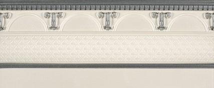 Купить Керамическая плитка Rocersa Aura Zocalo Scala Grey плинтус 12x31, 6, Испания