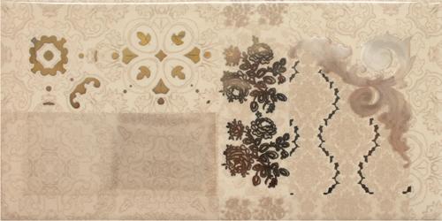 Купить Керамическая плитка Absolut Keramika Monocolor Decor Flores Beige Декор 10x20, Испания