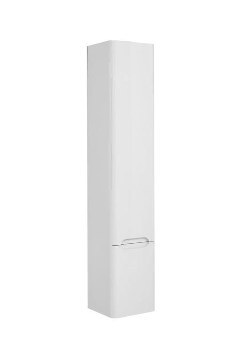 Купить Пенал Aquanet София 35 подвесной белый 00199871, Россия