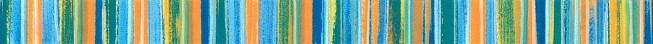 Купить Керамическая плитка Kerama Marazzi Салерно Бордюр Полоски HGD/A40/15000 40х3, Россия