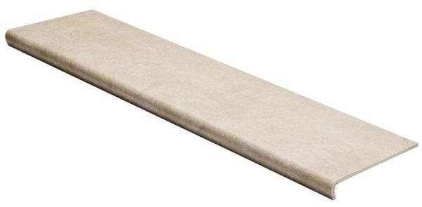 Купить Ступень Seranit Riverstone Ivory фронтальная 33x120, Турция