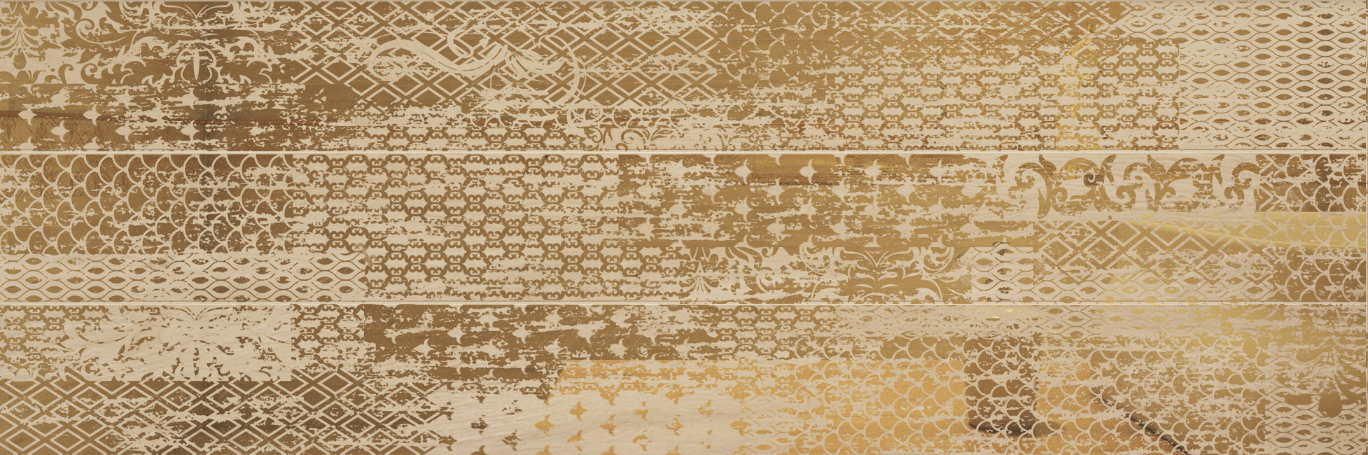Купить Керамическая плитка AltaСera Imprint Vesta Gold декор 20x60, Россия