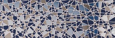 Купить Керамическая плитка AltaСera Space Indigo декор 20x60, Россия