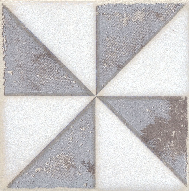 Купить Керамический гранит Kerama Marazzi Амальфи Орнамент Коричневый STG/A407/1266 Декор 9, 9x9, 9, Россия