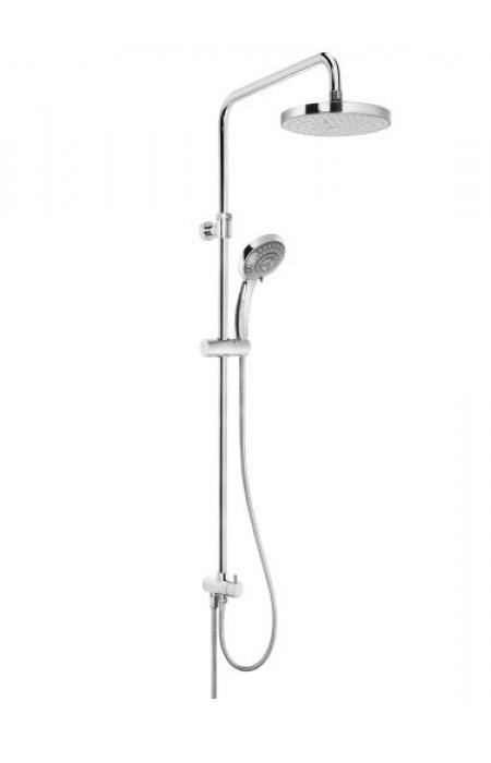 Купить Душевая колонна с ручным и верхним душем Vitra System Rain A45597EXP, Турция