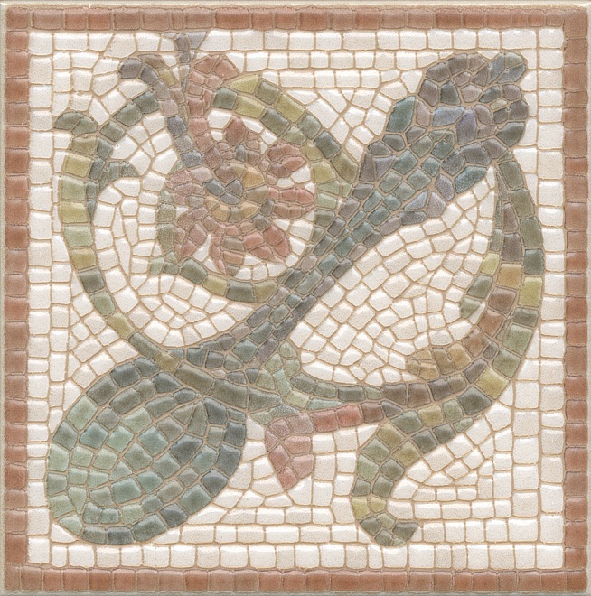Купить Керамическая плитка Kerama Marazzi Виченца Ложка HGD/A140/17000 Декор 15x15, Россия