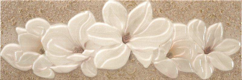 Купить Керамическая плитка Rocersa Soul Chloe B Beige декор 20x60, Испания