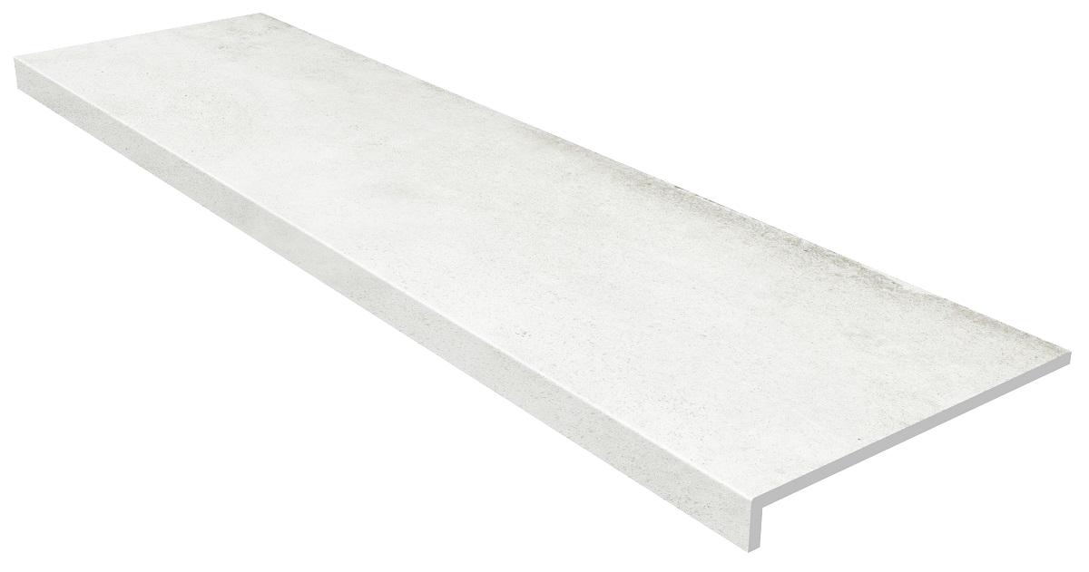 Купить Ступень Gres de Aragon Urban Blanco Anti-Slip Smooth фронтальная 33х120, Испания
