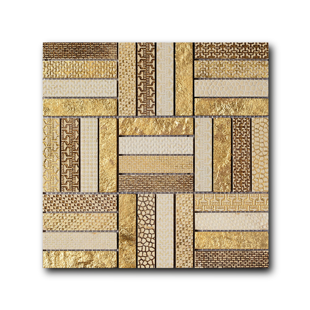 Купить Мозаика Art&Natura Equilibrio M3 (2, 3х9, 8) 30х30, Италия