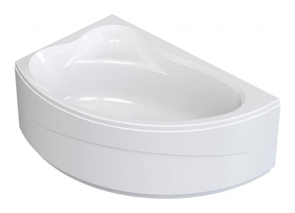 Купить Акриловая ванна Cezares TEBE (Левая) 1500х1000 TEBE-150-100-41-L, Италия