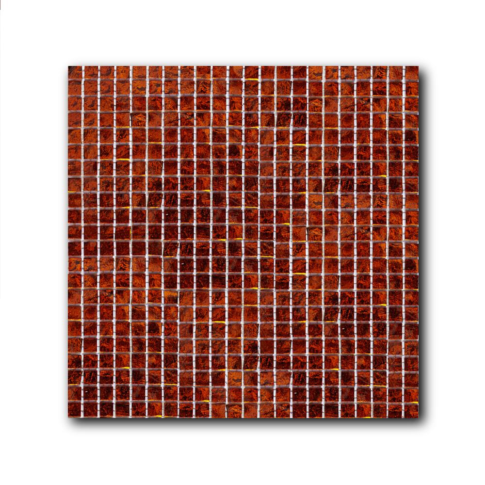 Купить Стеклянная мозаика Art&Natura Murano Specchio 7 (1, 5х1, 5) 30х30, Италия