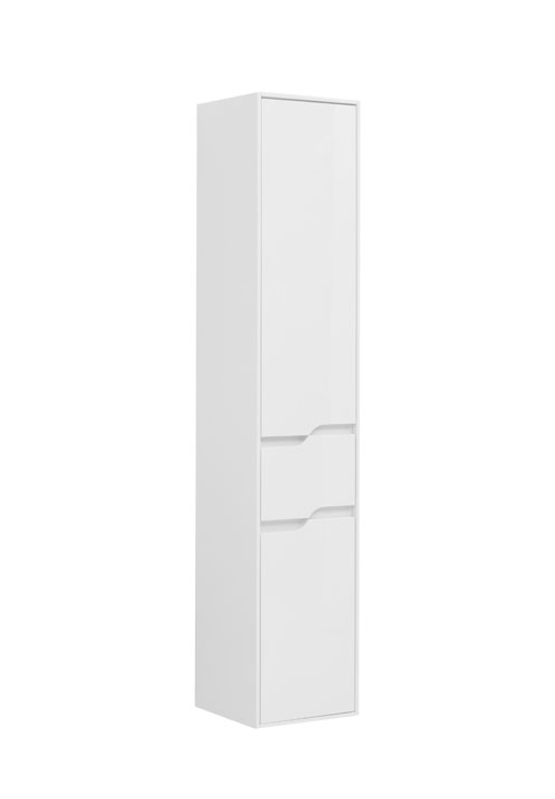 Купить Пенал Aquanet Модена 35 подвесной белый 00196967, Россия