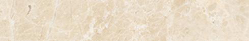 Купить Керамическая плитка Ceramica Classic Illyria beige Бордюр напольный 5x30, Россия
