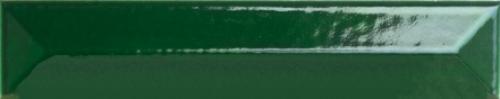 Керамическая плитка Tonalite Diamante Listello Berlino Verdone бордюр 3x15