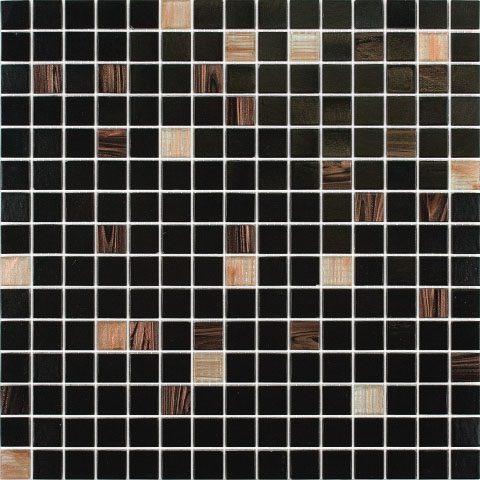 Стеклянная мозаика Alma Смеси 20мм CN/897 (m) (2х2) 32,7х32,7