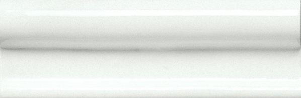 Купить Керамическая плитка Adex Neri ADNE5069 Moldura Lisa Blanco Z бордюр 5х15, Испания