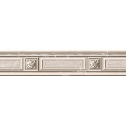 Купить Керамическая плитка Gayafores Daino Natural бордюр 7x34, Испания