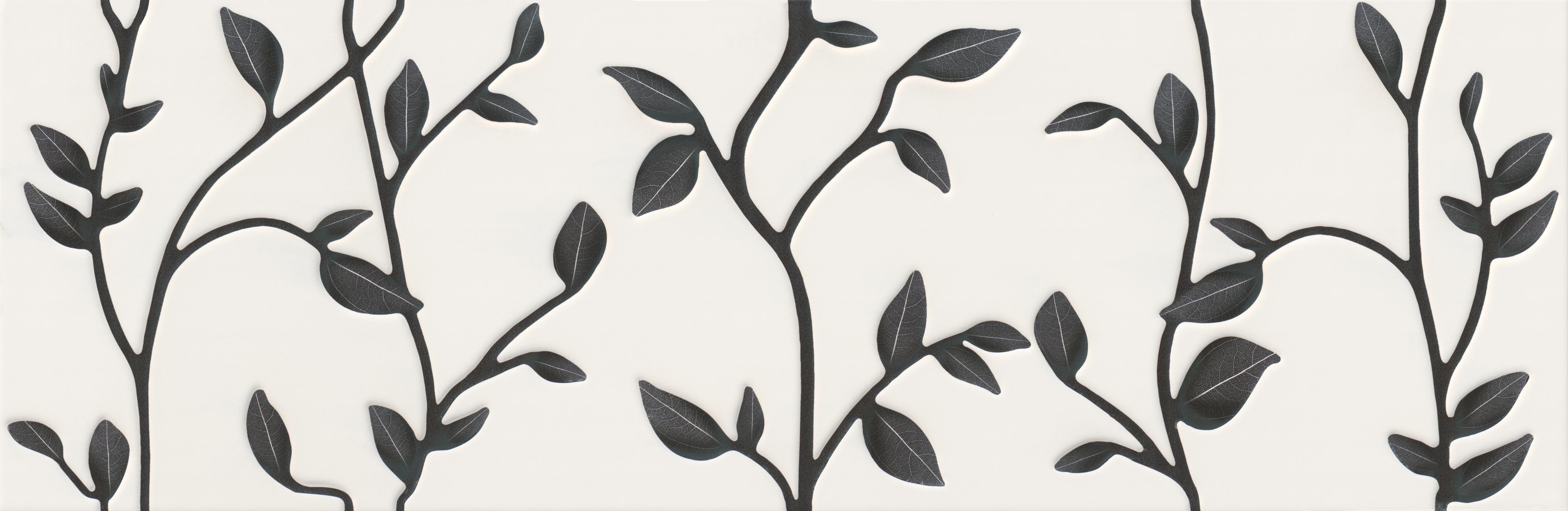 Купить Керамическая плитка Mei Winter Vine белый (O-WIN-WID051-54) декор 29x89, Россия