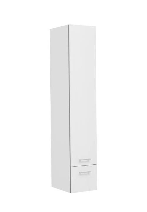 Купить Пенал Aquanet Верона 30 подвесной белый 00175390, Россия
