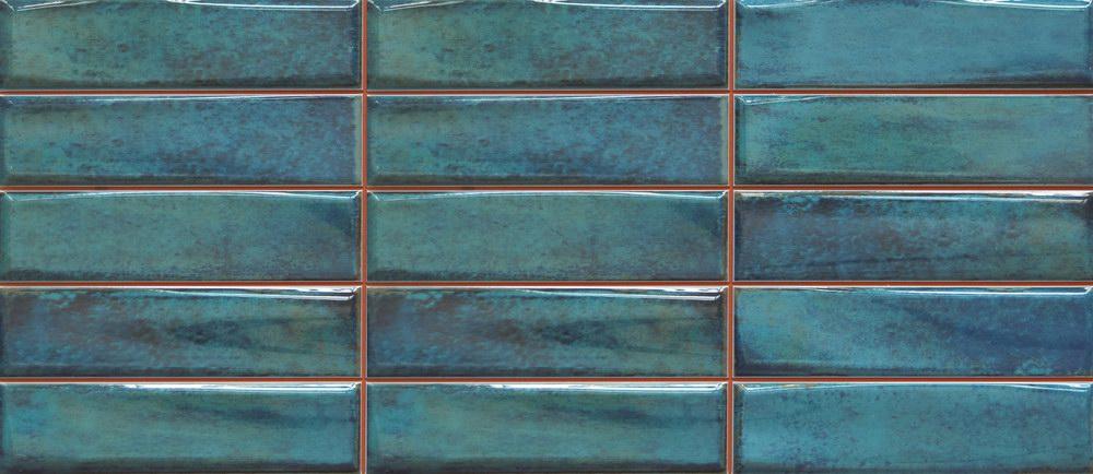 Купить Керамическая плитка Cifre Smart Montblanc Blue Настенная 20x50, Cifre Ceramica, Испания