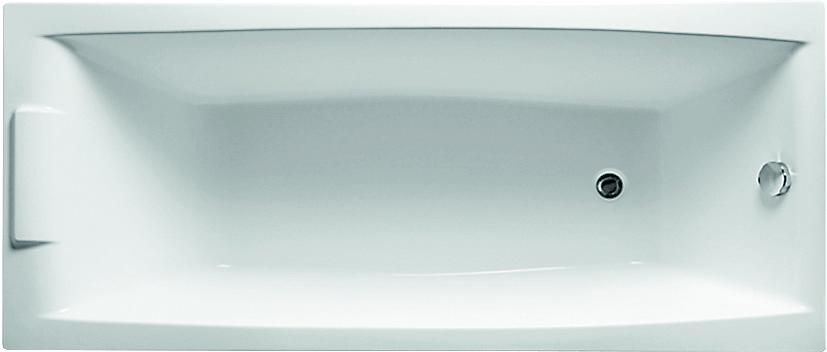 Купить Акриловая ванна MARKA ONE Aelita 1700x750, 1MARKA, Россия