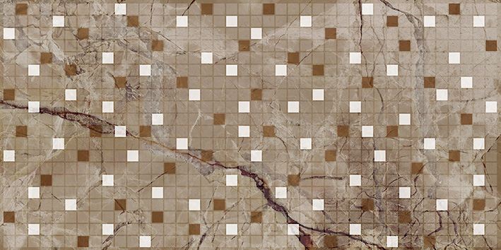 Купить Керамическая плитка Ceramica Classic Nemo Helias-2 Декор табачный 08-03-17-1346 20х40, Россия