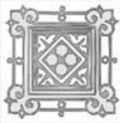Купить Керамическая плитка Grasaro Marble classik Snow White Вставка GT-270/t04, 7x7 глазурованный, Россия