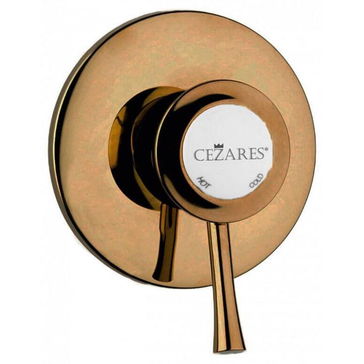 Купить Встраиваемый смеситель для душа Cezares Giubileo бронза GIUBILEO-DIM-02, Италия