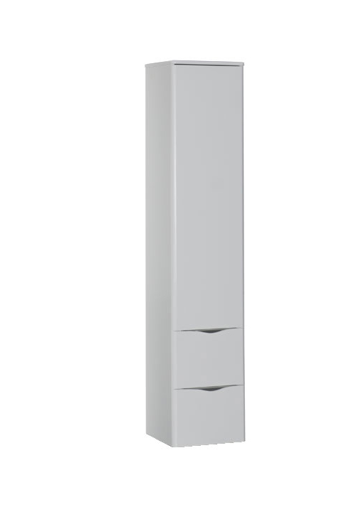 Пенал Aquanet Орлеан 40 подвесной белый 00183079, Россия  - Купить