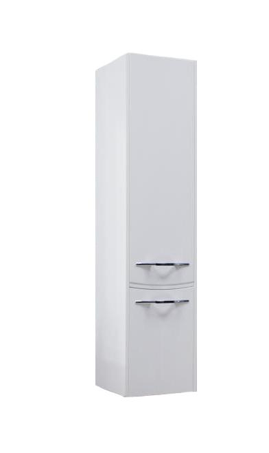 Купить Шкаф-колонна АКВАТОН ИНФИНИТИ левый, белый, Акватон, Россия