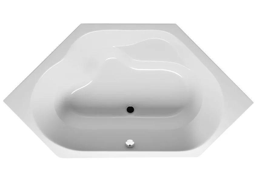Купить Акриловая ванна Riho Winnipeg 145x145 без гидромассажа, Чехия